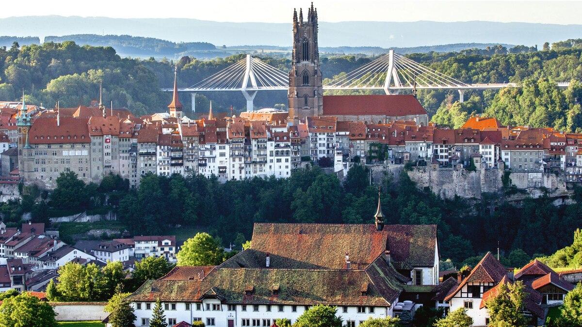 ▷ Wandern: ViaJacobi- Etappe 13: Schwarzenburg ...