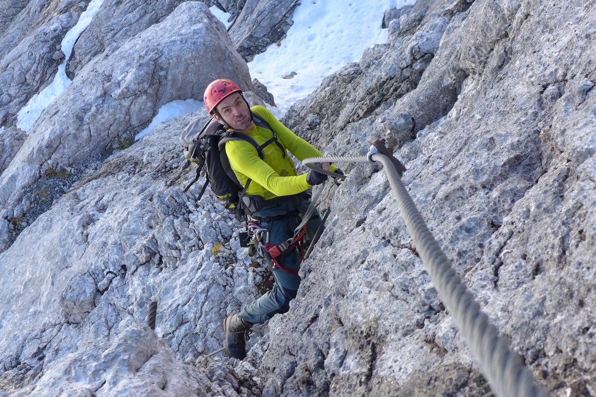 Klettersteig Rating : Klettersteige: amon klettersteig 12km bergwelten