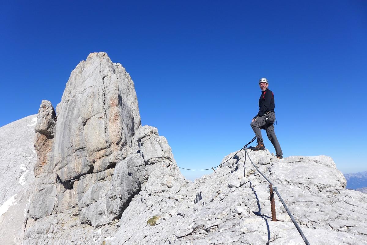 Klettersteig Gosau : Klettersteige: amon klettersteig 12km bergwelten