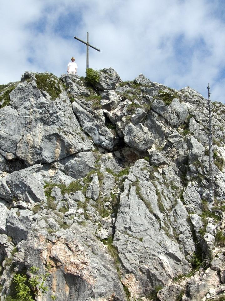 Klettersteig Am Ettaler Mandl : Klettersteige ettaler manndl km bergwelten