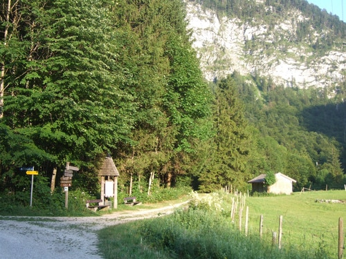 Wandern Falkenstein Runde Bergwelten