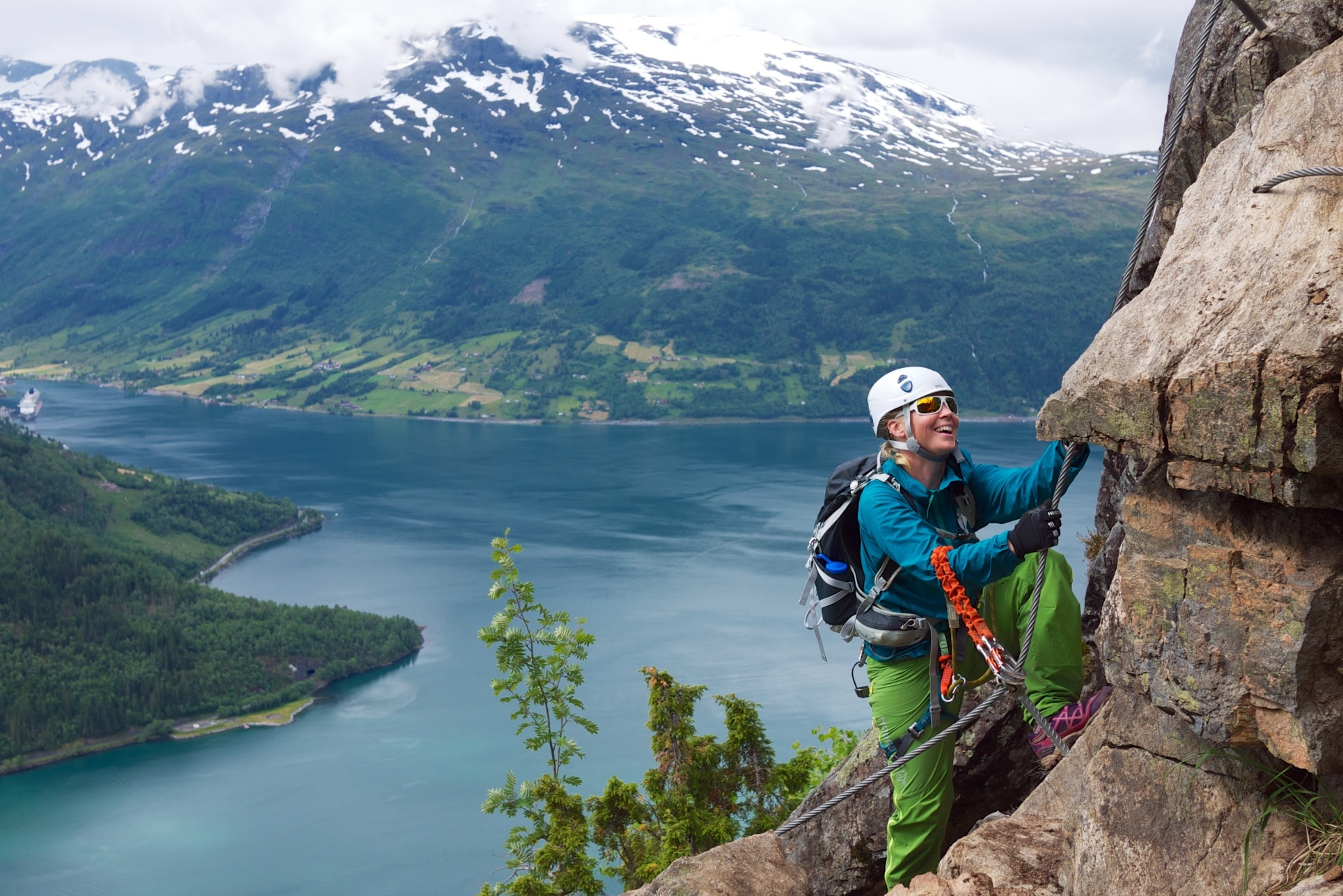 Klettersteig Via Ferrata : Klettersteige korsika via ferrata