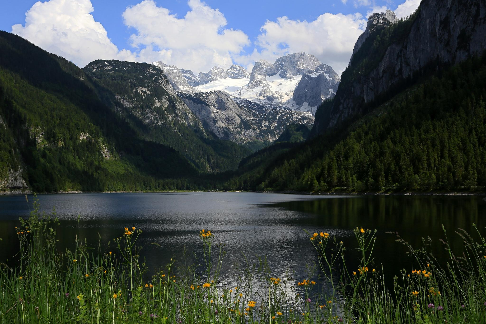 Wandern: Dachstein Rundwanderweg - Etappe 1: - Bergwelten