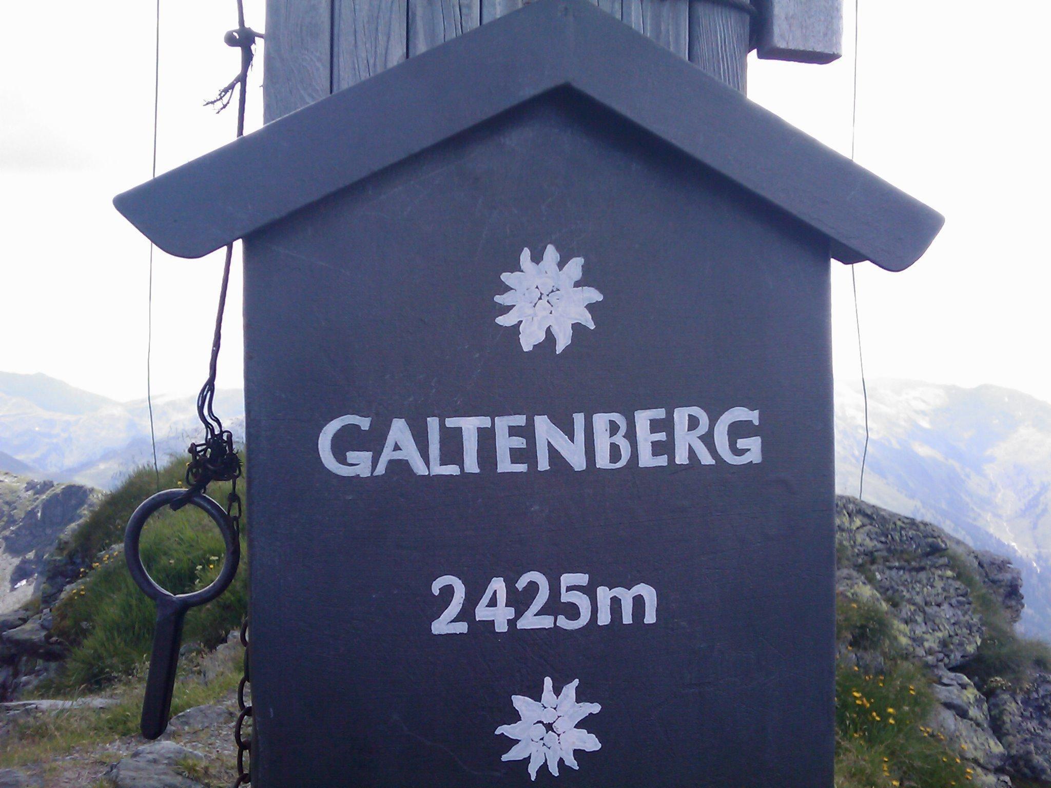Wandern: Großer Galtenberg - 16km - Bergwelten