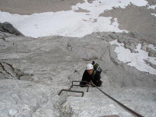 Klettersteig Priel : ▷ wandern: großer priel mit klettersteigoption bergwelten