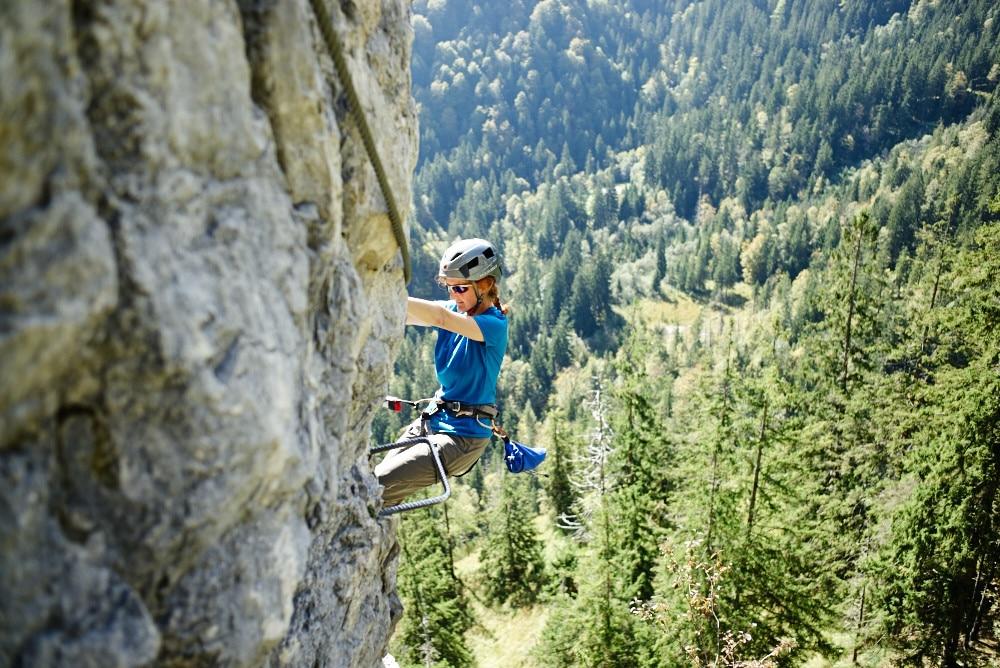 Klettersteig Grünstein : Fotogalerie tourfotos fotos zur klettersteig tour grünstein