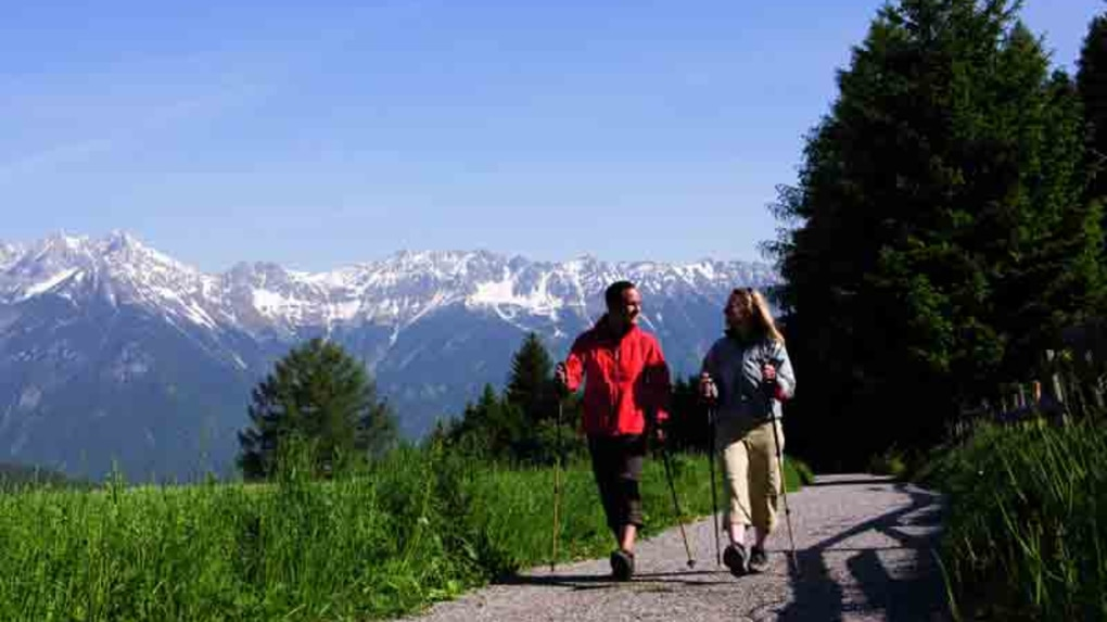 Nordic-Walking am Hasental-Trail