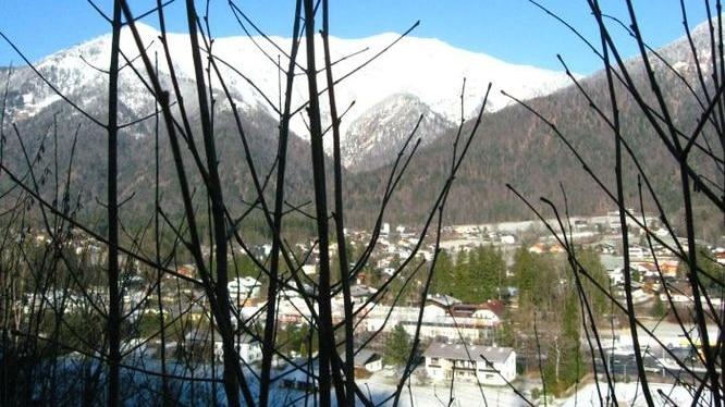 Winterwandern Kalvarienberg Bad Ischl 5km Bergwelten