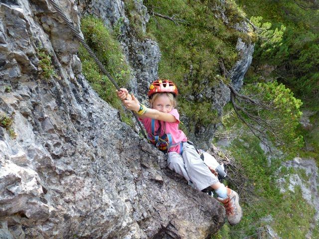 Klettersteig Kinder : Mayrhofen kinder klettersteig u mami rocks
