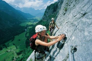Klettersteig Fürenwand : Klettersteige: klettersteig fürenwand 2km bergwelten