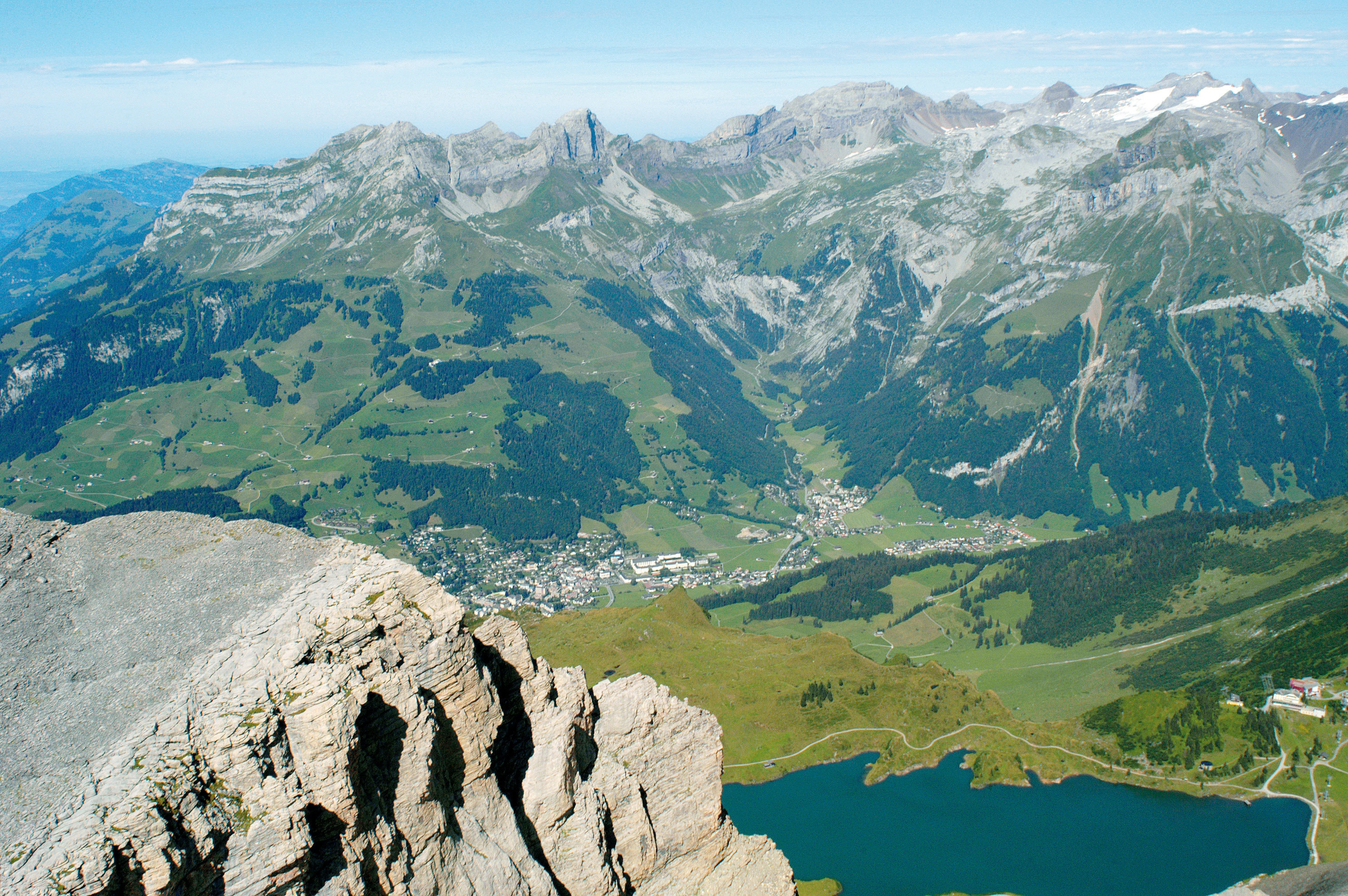 Klettersteig Graustock : Klettersteige klettersteig graustock km bergwelten