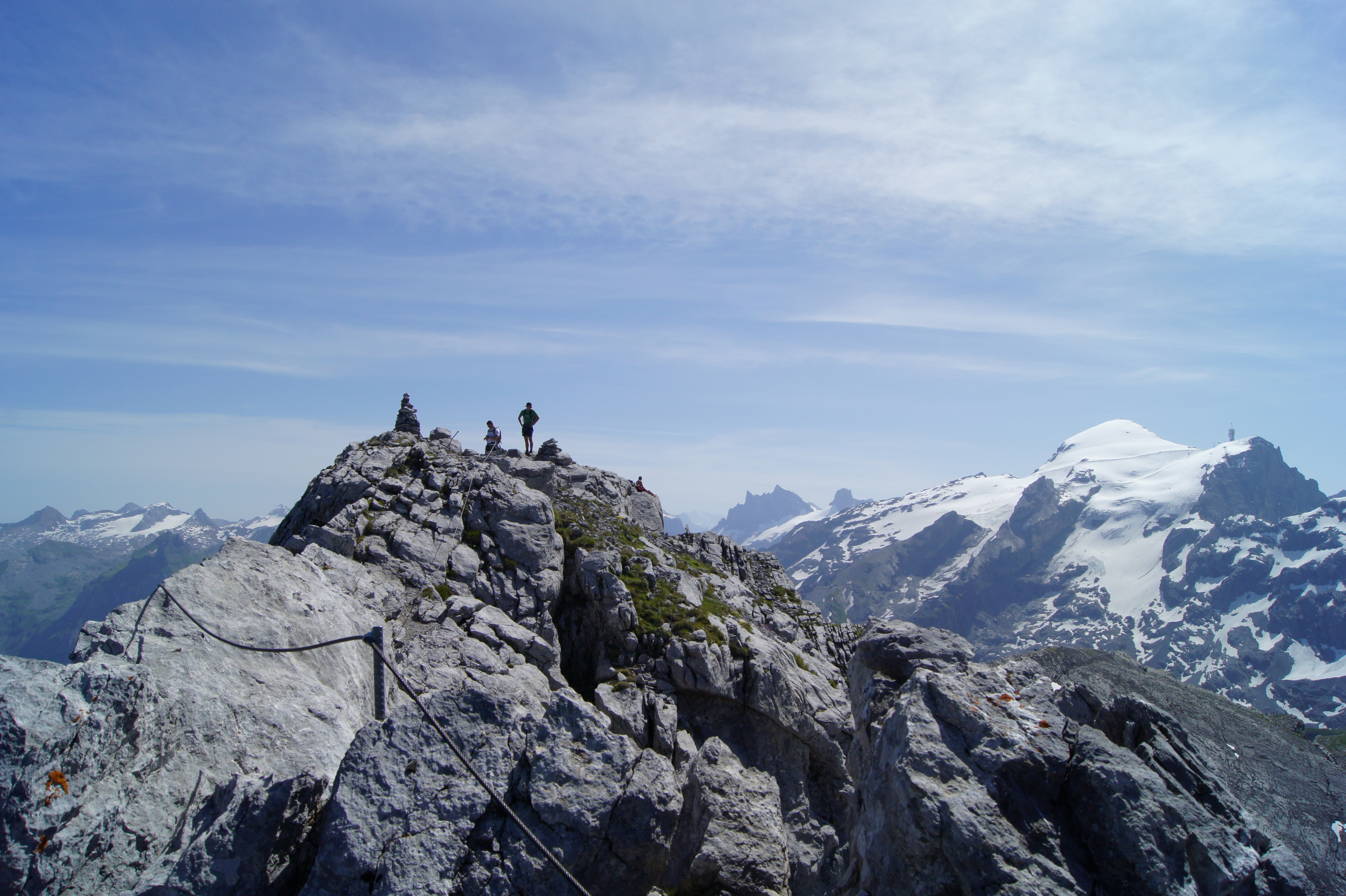 Fürenwand Klettersteig Unfall : Klettersteige klettersteig am eggishorn km bergwelten