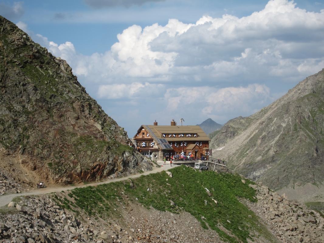 Klettersteig Madrisella : Gaschurn u madrisella und heimspitze downhillhoppers