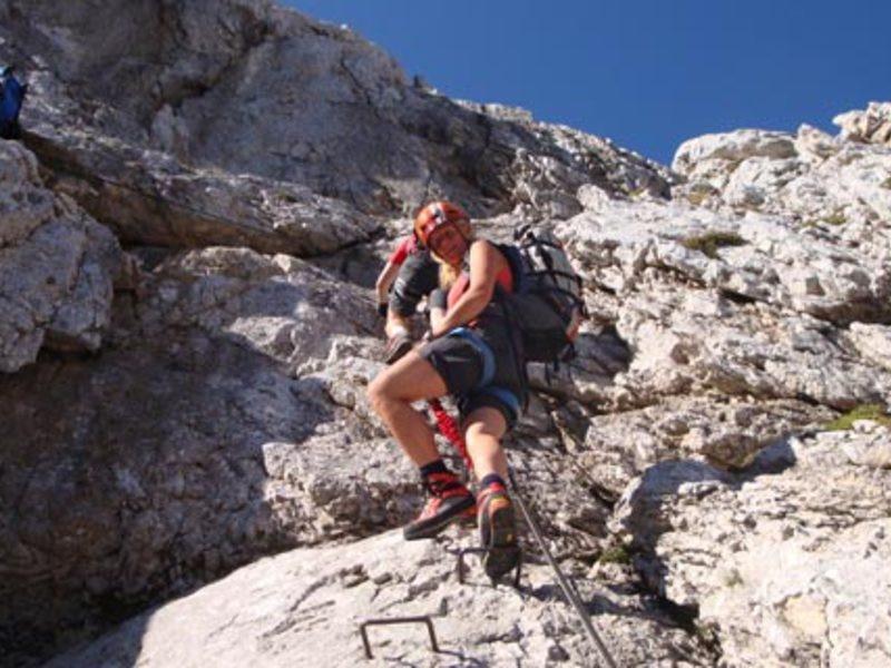 Klettersteig Oberösterreich : Klettersteige oberösterreich bergwelten