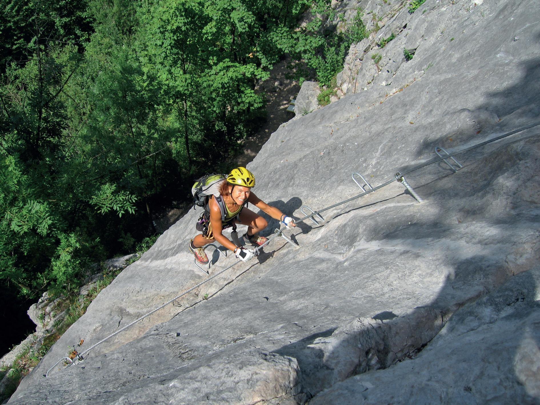 Klettersteig Hessen : Klettersteige für anfänger in den alpen bergwelten