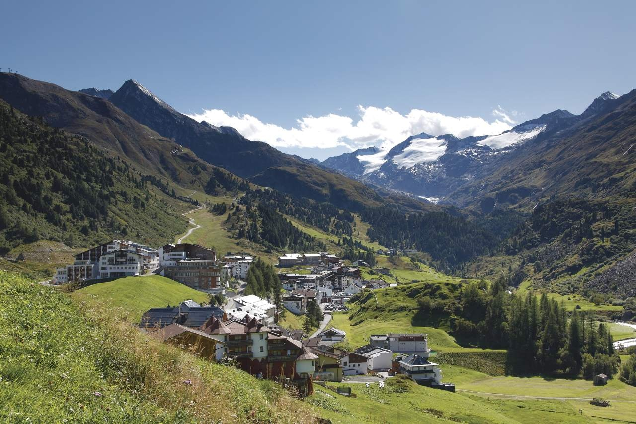 Klettersteig Obergurgl : Obergurgl hochgurgl die orte im porträt