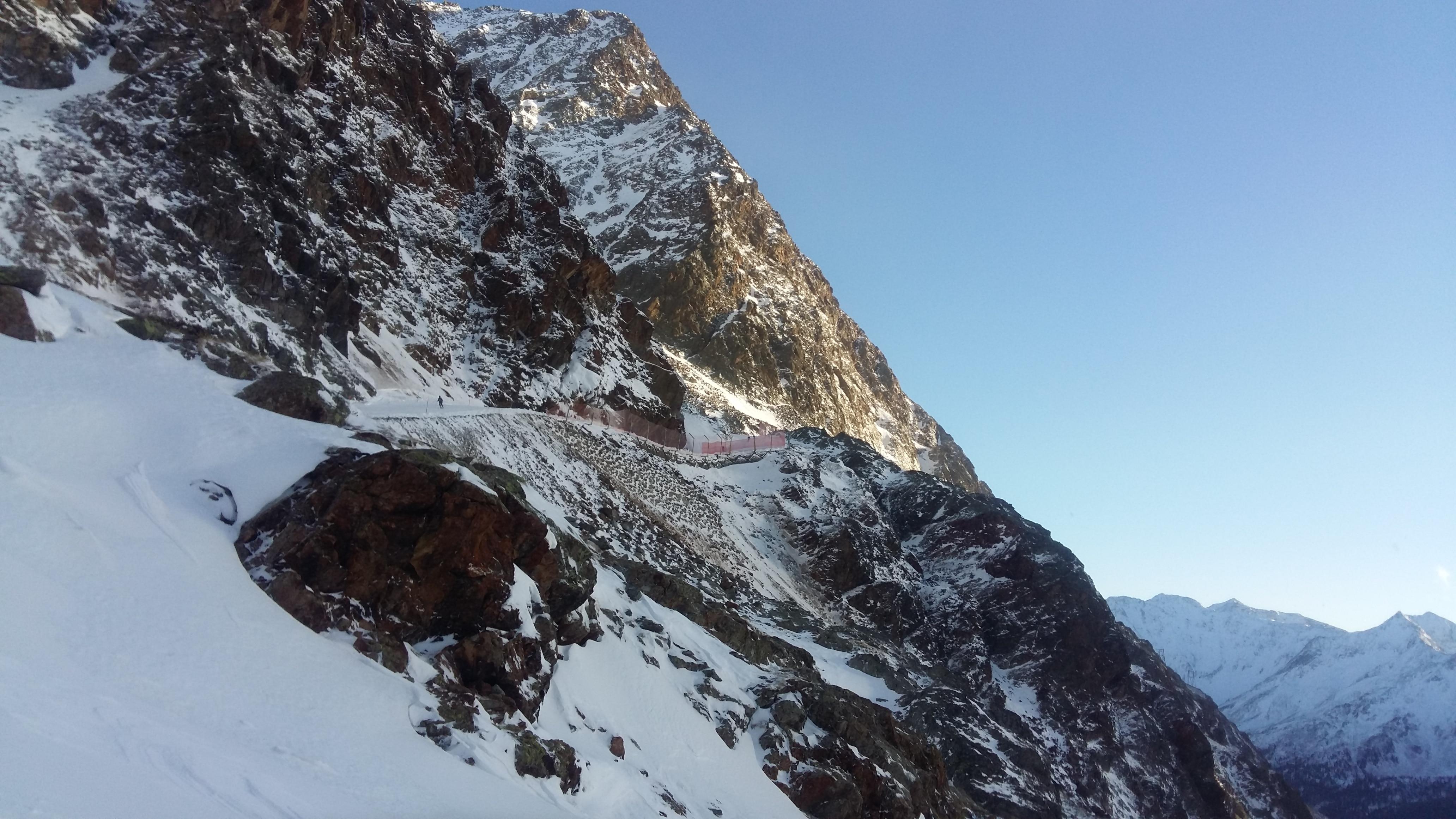 Skitouren: Auf Den Schnalstaler Gletscher