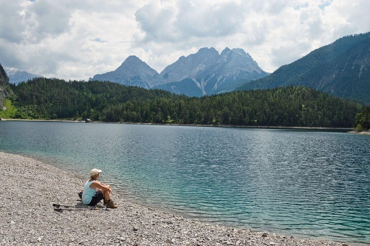 Wandern Schone Aussicht Bergwelten