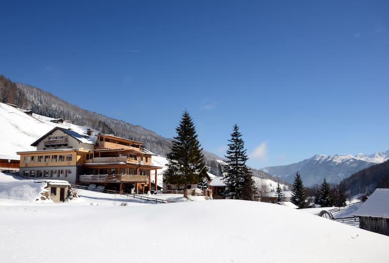 Almi's Berghotel Aussen