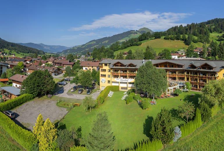 Alpenhof Brixen Aussen