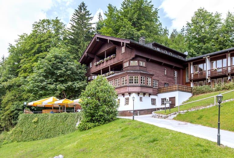 Berghotel Sudelfeld Außenansicht