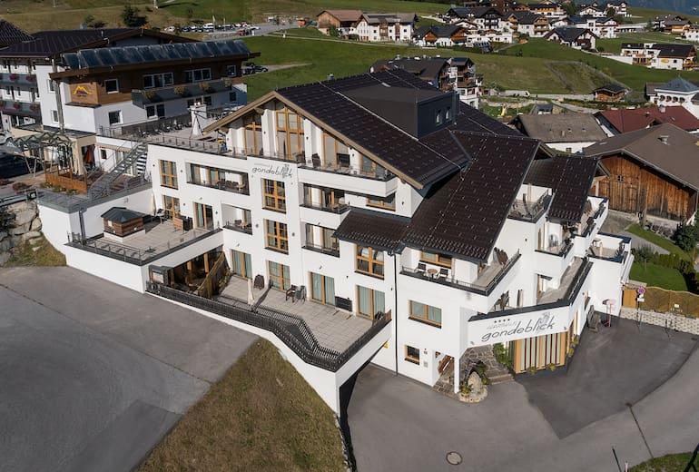 Aparthaus Gondeblick Aussen