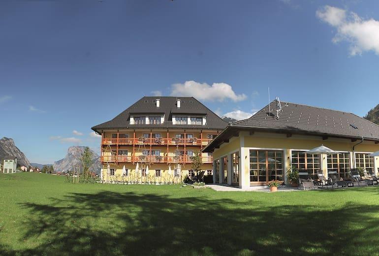 Hotel Hochsteg Gütl Aussen