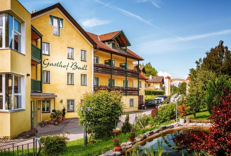 Hotel Badl Aussen