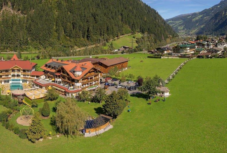 Hotel Edenlehen Aussen