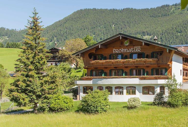 Hotel Frohnatur Aussen
