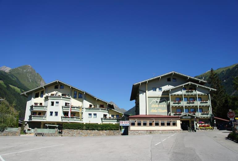 Hotel Hohe Tauern Aussenansicht