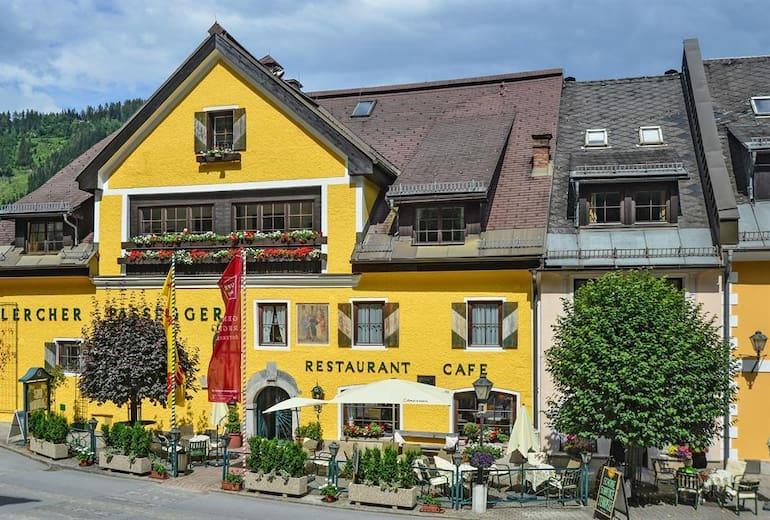 Hotel Gasthof Lercher Aussen