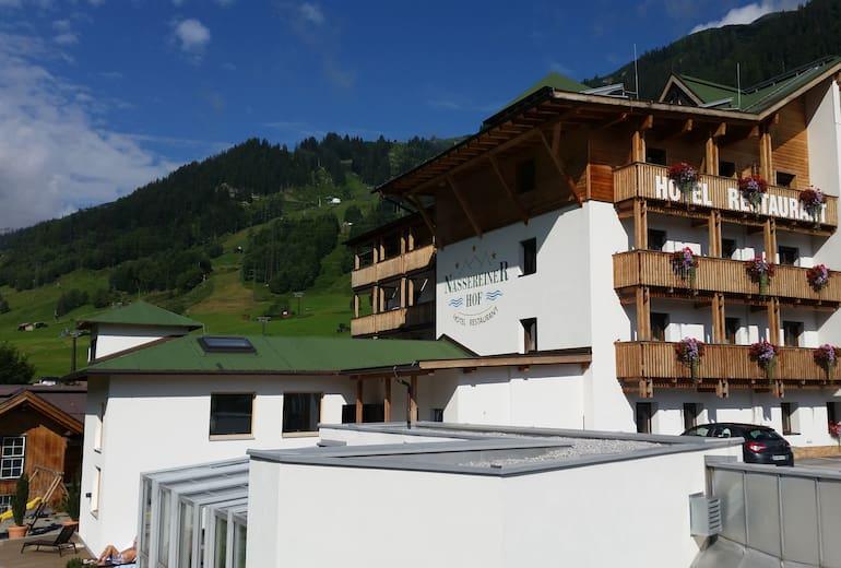 Hotel Nassereinerhof Aussen