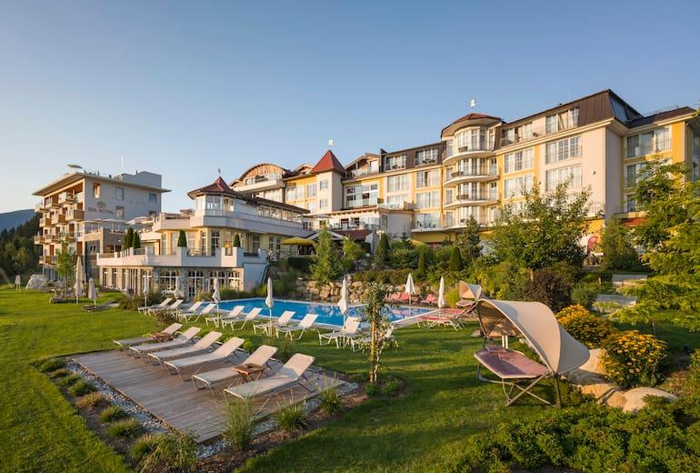 Hotel Panorama Royal Aussen