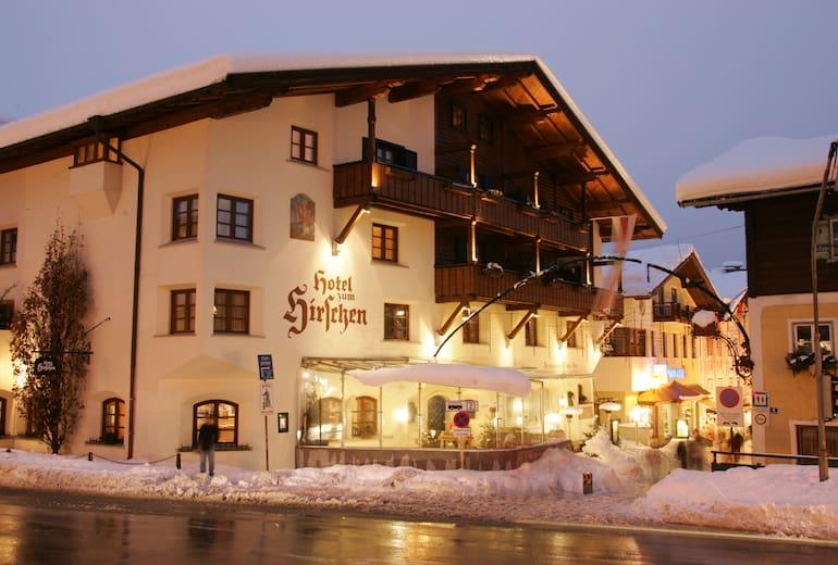 Hotel Zum Hirschen Winter