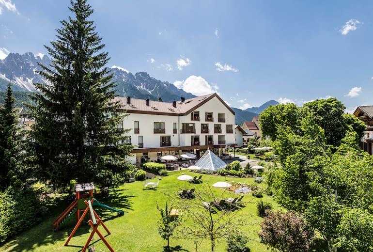 Sporthotel Tyrol - Außenansicht