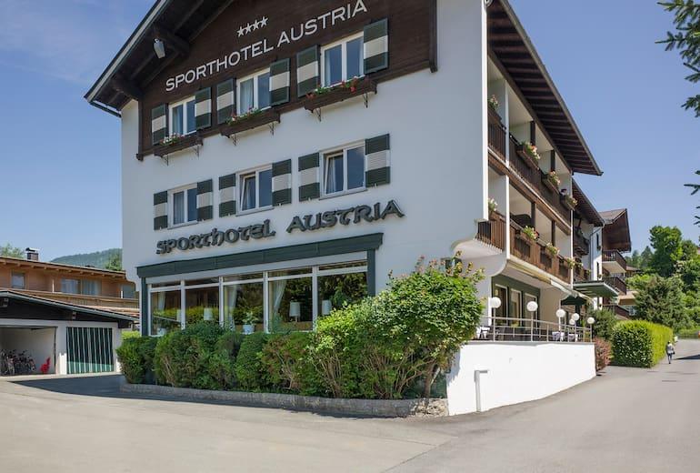 Sporthotel Austria Aussen