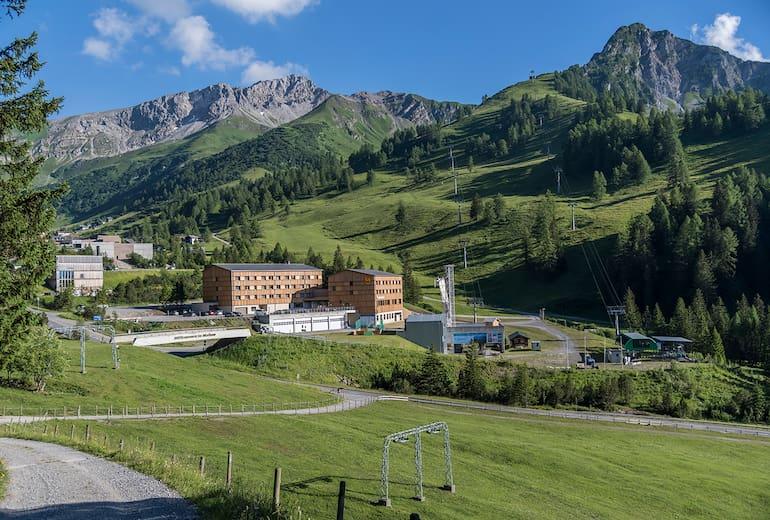 JUFA Hotel Malbun – Alpin-Resort***