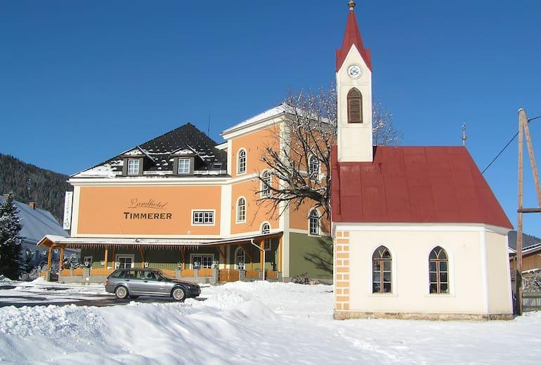 Landhotel Timmerer