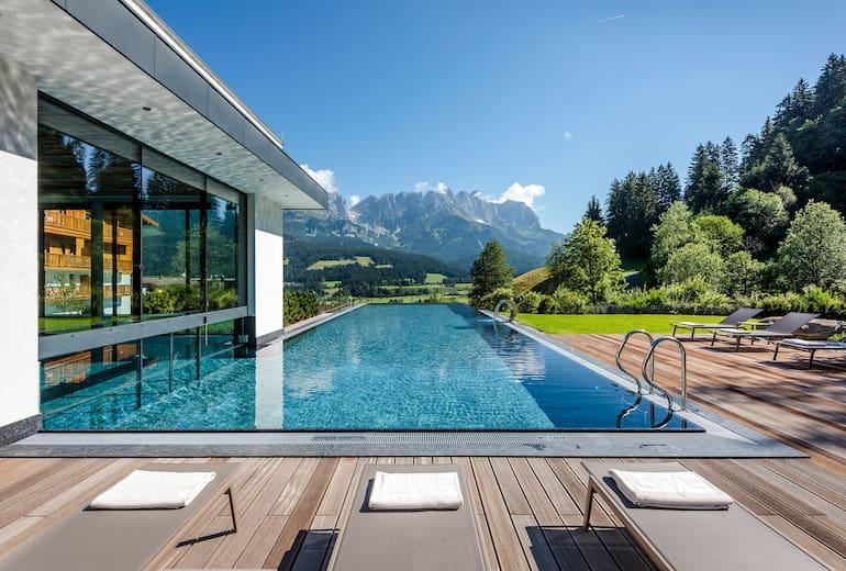 Hotel Der Bär Pool
