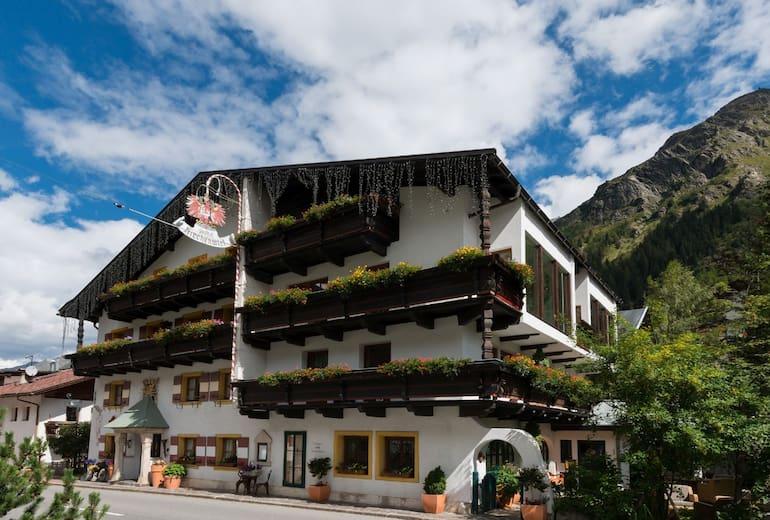 Hotel Kirchenwirt, Pitztal
