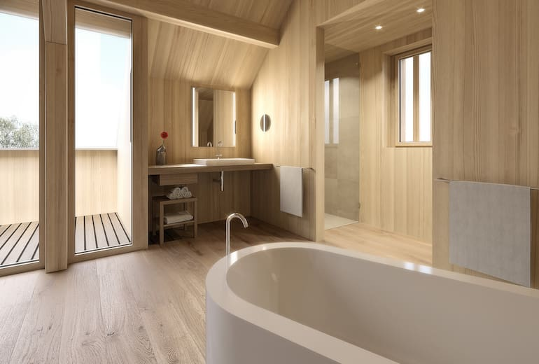 Suite im Hotel Restaurant Mohren