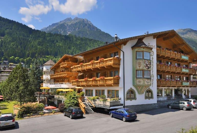 Hotel Donnerhof Aussen